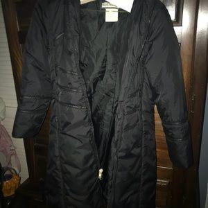 long winter coat